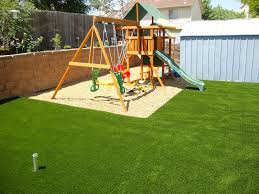 Backyard Playground Landscape Design Ideas With Backyard