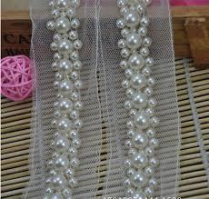 Decorative Fabric Trim Online Get Cheap Decorative Beaded Trim Aliexpresscom Alibaba