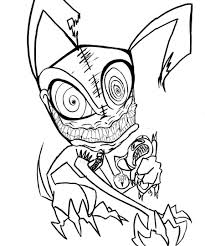 Creepy Coloring Pages Cool Creepy Halloween Coloring Pages Printable