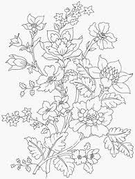 56 Goed Kleurplaten Volwassenen Bloemen Model Kleurplaatvuurwerkco