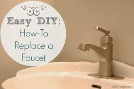 Replace Bathroom Faucet How To Replace Bathroom Faucet How To Replace Bathroom Faucethow