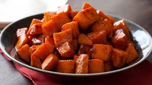 roasted sweet potato recipes. Contemporary Sweet Roasted Sweet Potatoes With Honey And Cinnamon Recipe  Tyler Florence  Food Network With Potato Recipes H