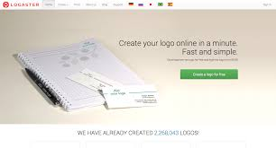 logo tools startupresources io description logaster is one of the best sites which you can use to create logo online it gives you professional looking logo