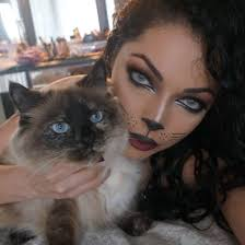 but i do love because i get to play around with all kinds of diffe makeup looks here is my inspiration for this kitty cat makeup look