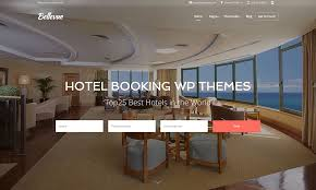 Apartment Website Design Amazing 48 Best Hotel Apartment Vacation Home Booking WordPress Themes
