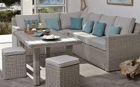 contemporary sunroom furniture. Praslin Rattan Effect Sofa \u0026 Dining Table Contemporary-sunroom Contemporary Sunroom Furniture