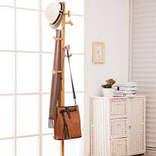 High Quality Coat Rack Cyanbamboo Coat Rack High Quality Bamboo Standing Coat Hanger With 100 5