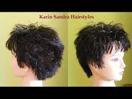 haircut tutorial short layered