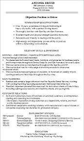 Warehouse Worker Resume Examples Letter Resume Directory