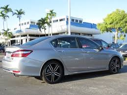 2016 honda accord silver auto blog 2017 honda accord sport sedan zoom in