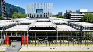 Eindhoven is een rijksmonument verder: gebouw van Technische Universiteit  krijgt nieuwe status - Omroep Brabant
