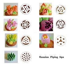 Russian Piping Tips Review Gretchens Bakery