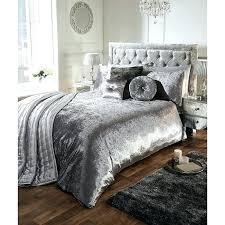 silver super king size duvet cover gray covers pleasurable inspiration full velvet face set double duvets
