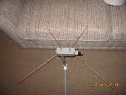 high performance tv antenna from one piece of wire
