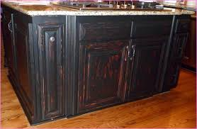 perfect black distressed kitchen cabinets with distressing kitchen cabinets