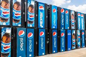 Free Pepsi Vending Machine Interesting Ft Wayne Circa August 48 Pepsi And PepsiCo Vending Machines