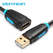 <b>Vention</b> USB <b>Extension</b> Cable Male to Female <b>USB 2.0</b> Cable ₱89