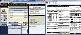 dungeons and dragons character sheet online dungeons and dragons character builder puts you in the game pcworld