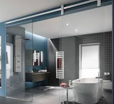 glass panel and sliding door quality custom design modern architectural glass slide door on heavy duty