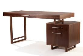 contemporary desks for home office. Furniture:Modern Contemporary Wooden Desk Designs Image 4 Design That Will Make Your Desks For Home Office F