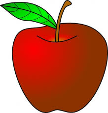 green apple tree clipart. apple core clipart #1740096 green tree