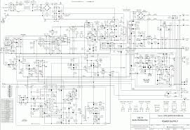 at and atx pc computer supplies schematics ATX Mounting Diagram at Bestec Atx 300 12e Wiring Diagram