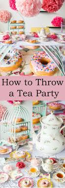 Decoration Stuff For Party 17 Best Ideas About High Tea Decorations On Pinterest Tea Party