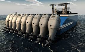 is there really such a thing as too many outboards