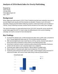 Report Business Business Communication How To Write A Powerful Business Report