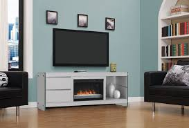 White Fireplace Tv Stand Fire Pit Stands On Budget Ashley Furniture Amusing  Living Room Decoration With Low Buffet And Sofa