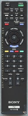 sony tv controller. 0.25 sony tv controller