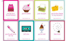 Free Printable Valentine's Day Cards « Buttoned Up