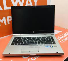 Laptop HP EliteBook 8460P 4GB Intel Core I5 HDD 500GB in Nairobi Central -  Laptops & Computers, Galway Computers