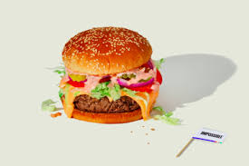Impossible Foods Meatless Burgers Have Made It A 2 Billion