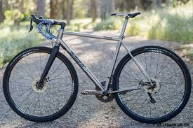 in review made in the usa sage cycles barlow titanium gravel bike
