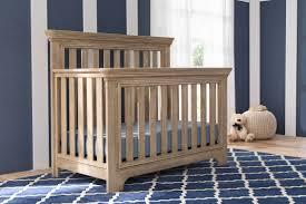 Serta Langley Convertible Crib in Rustic Whitewash