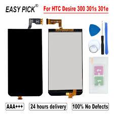 For HTC Desire 300 301s 301e LCD ...