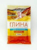 «<b>Глина косметическая</b> Lutumtherapia <b>Желтая глина</b>-скраб ...