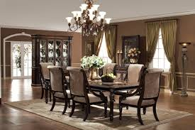 Round Dining Room Sets For