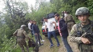 Trabzon'da terör saldırısı: 2 asker yaralı
