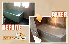 bath respraying specialist all surface respray ireland
