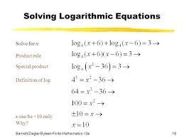 solving natural log equations logarithmic calculator wolfram no