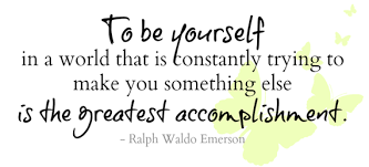 To Be Yourself In A World Quote Best Of Quote Of The Day Lindseyogabliss