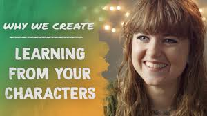 Margie Curran: Learning Virtue from Your Characters   Why We ...