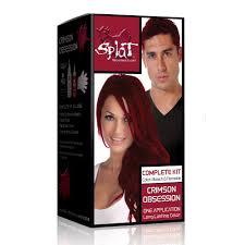 Splat Hair Dye Color Chart Splat Hair Dye Reviews Tutorials And Insider Tips