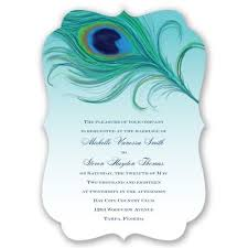 peacock invitations passionate peacock invitation wedding decorating ideas
