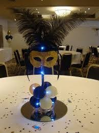 Masquerade Ball Decorations Centerpieces Black Candelabra Centerpiece Masquerade ball Pinterest Black 13