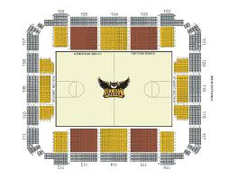 K State Basketball Seating Chart Ksu Convocation Center Kennesaw Georgia Schedule
