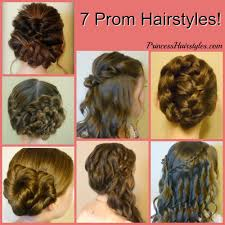 7 prom hairstyles