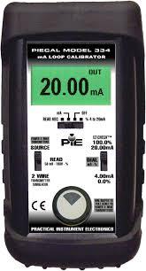 <b>4</b>-<b>20 mA</b> Loop <b>Calibrator</b> PIE 334 | Industry standard replaces Altek ...